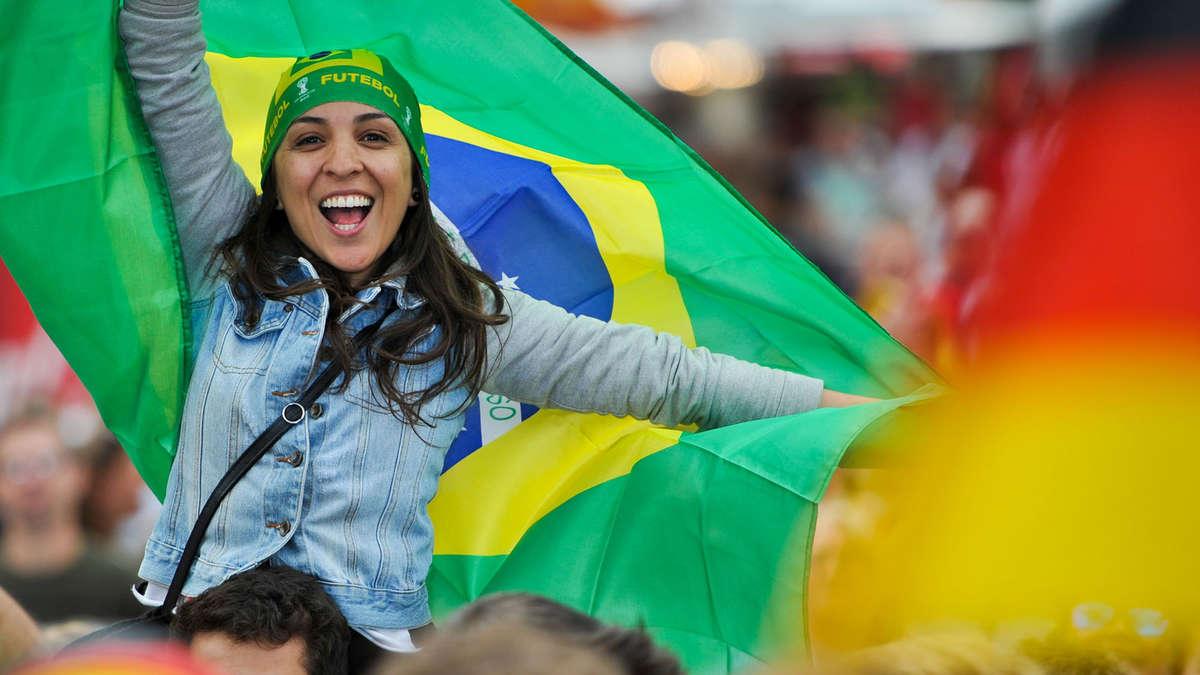 wann ist das spiel deutschland gegen brasilien