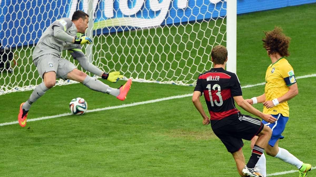 wm brasilien gegen deutschland