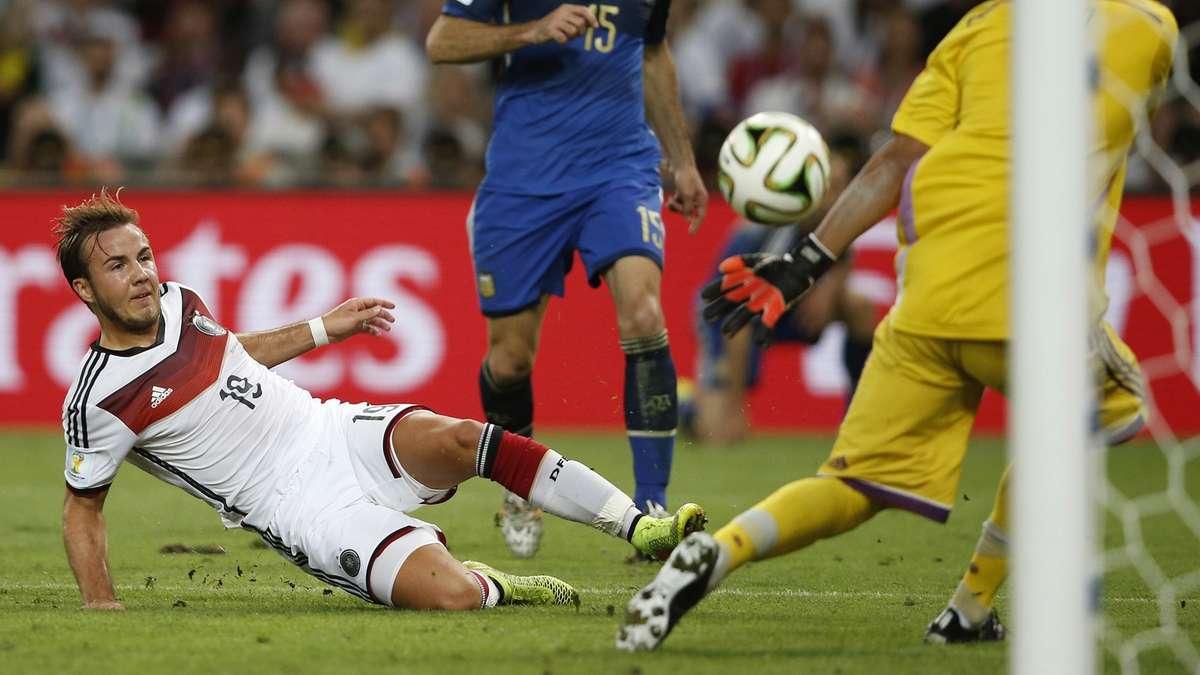 argentinien finale