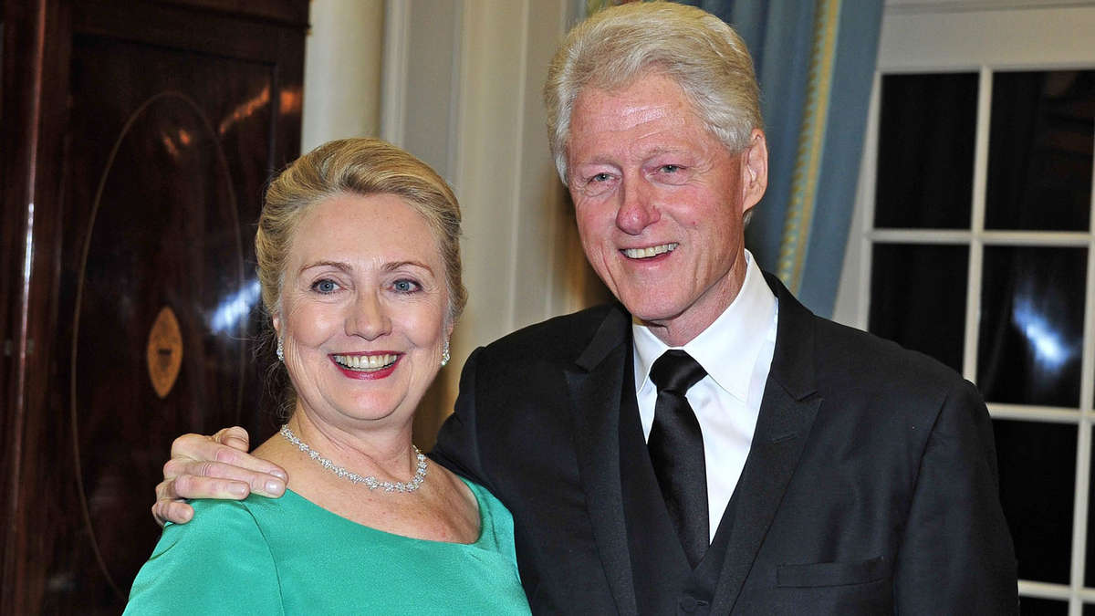 Hillary Clinton Bill ClintonBill Clinton And Hillary Clinton 2014