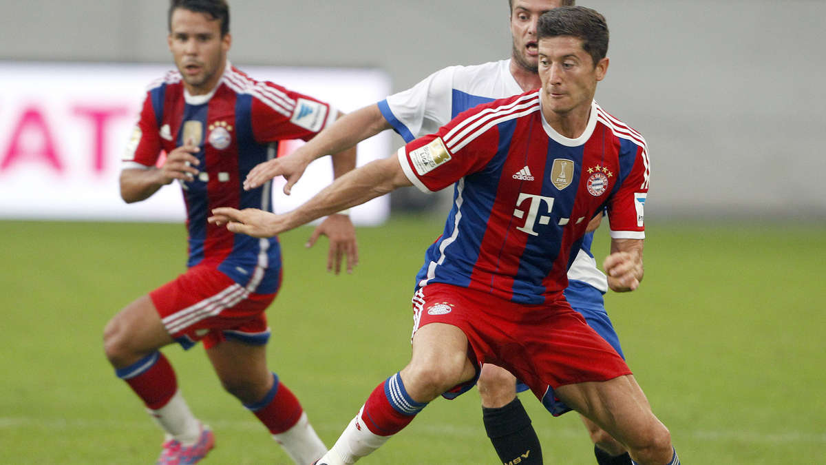Das sind die neuen bundesliga trikots 2014 2015 fu ball for Bundesliga trikots