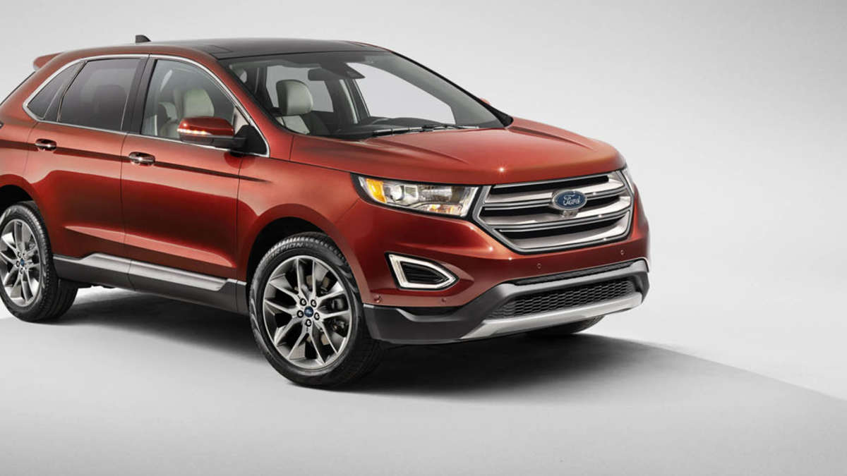 ford edge der neue crossover suv kommt 2015 nach europa auto. Black Bedroom Furniture Sets. Home Design Ideas