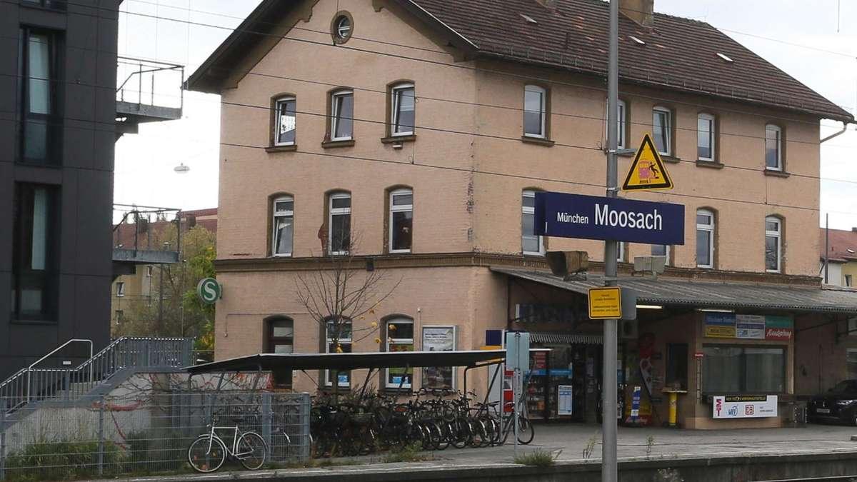 Polizeieinsatz Bahnhof Moosach Gesperrt Stadt