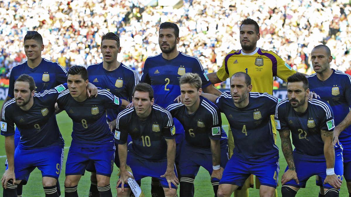 argentinien wm
