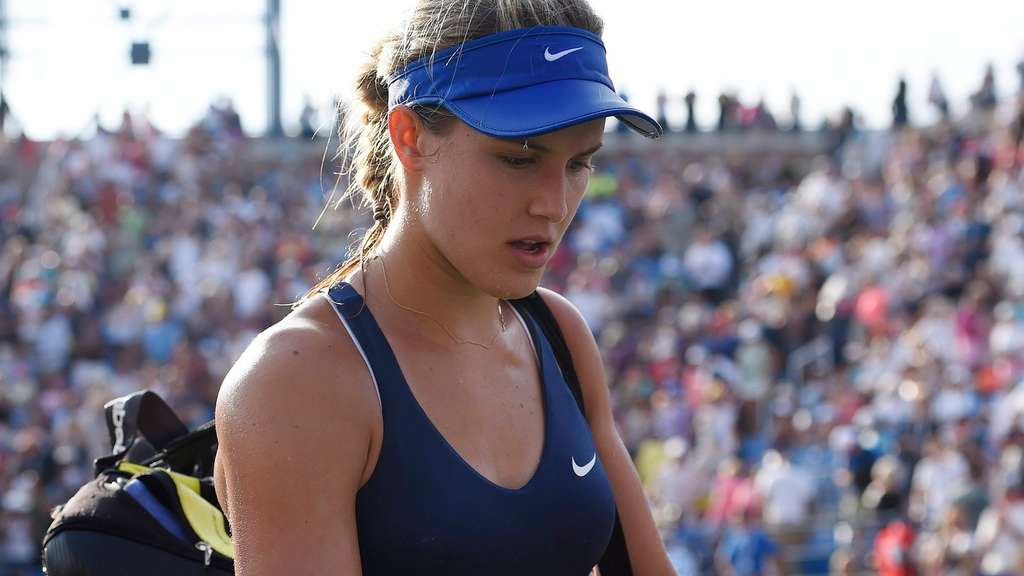 Eugenie Bouchard, US Open
