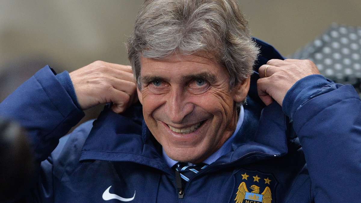 manchester city trainer