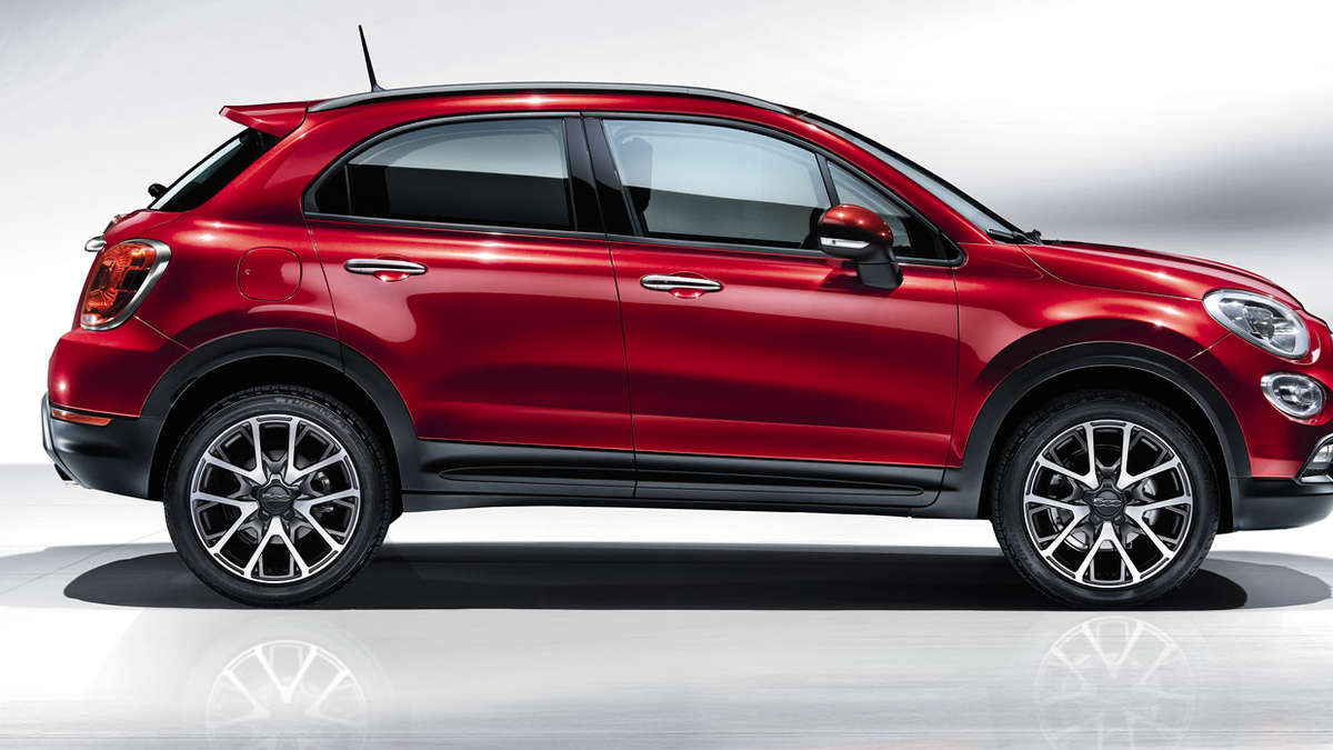 fiat 500 x crossover 2015 best auto reviews. Black Bedroom Furniture Sets. Home Design Ideas