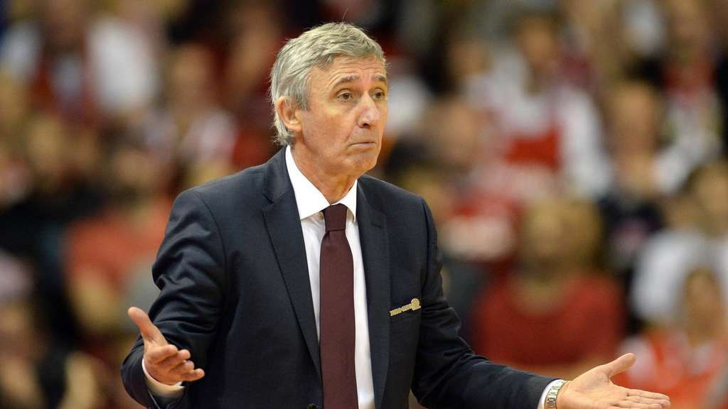 FC Bayern Basketball Pesic