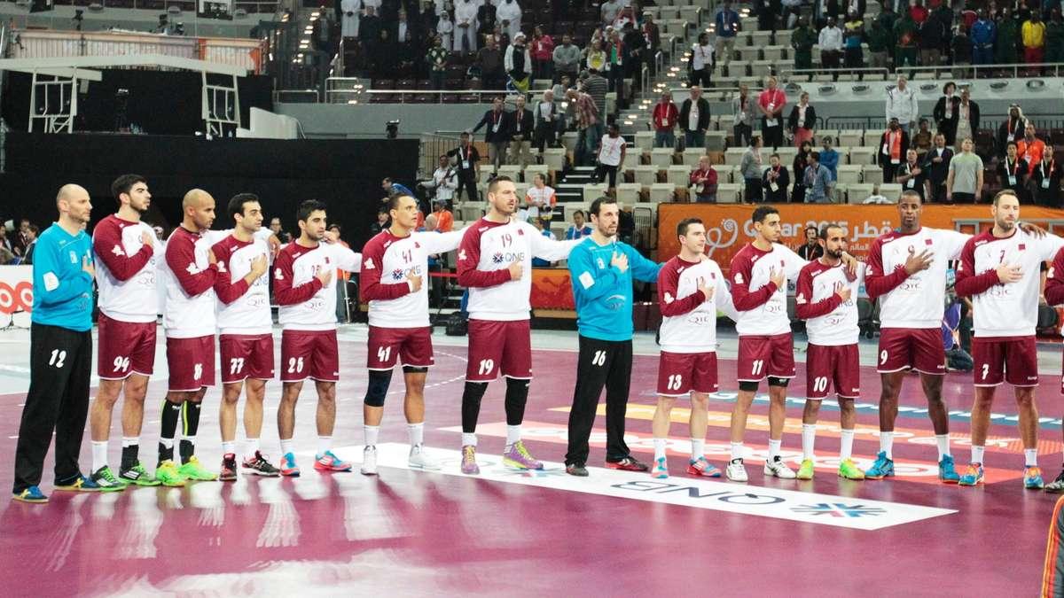 wm handball katar
