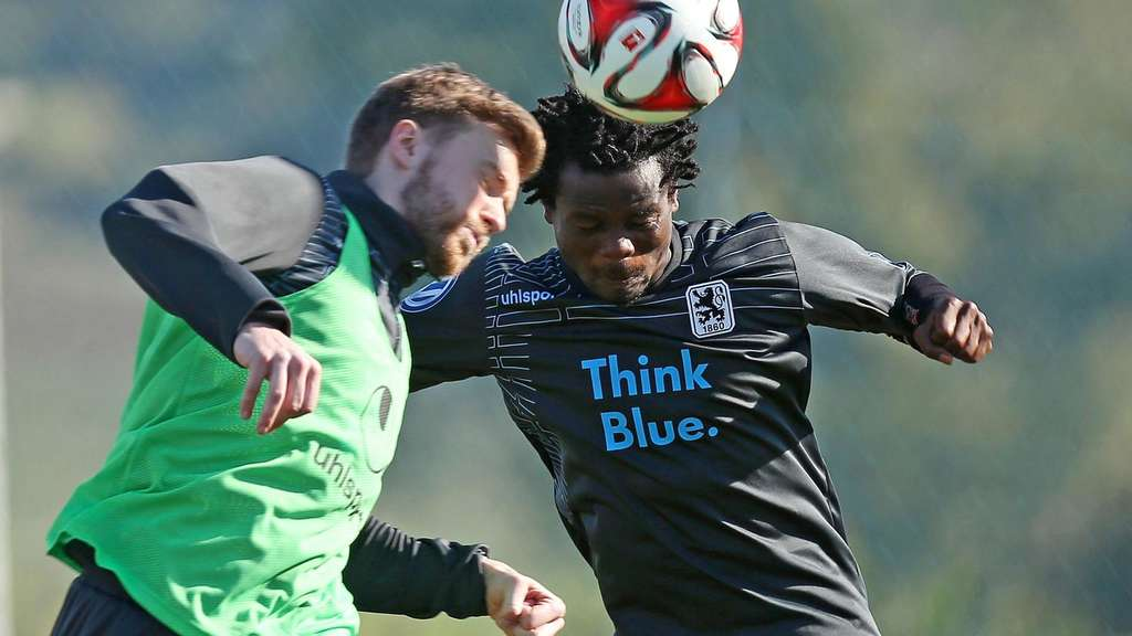 TSV 1860 München, Anthony Annan, Trainingslager, Marbella