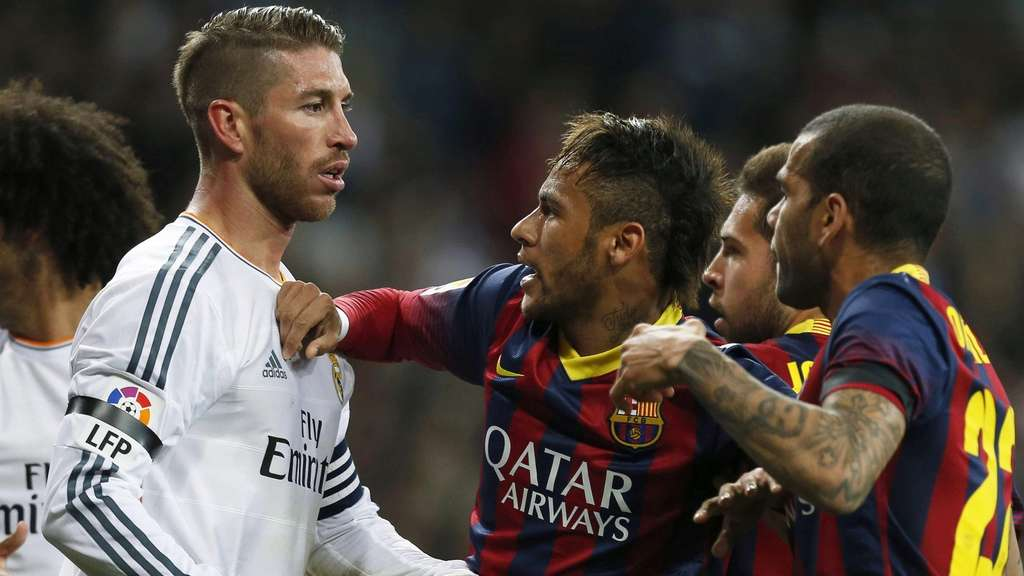 FC Barcelona Real Madrid Clásico Live-Stream TV