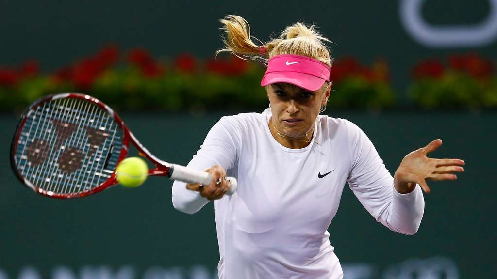 Tennis Indian Wells Sabine Lisicki Viertelfinale