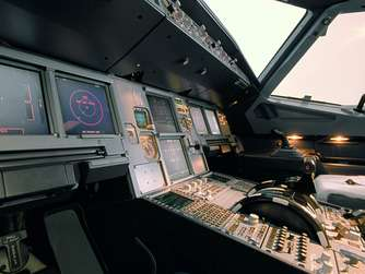 Germanwings, Absturz, Cockpit