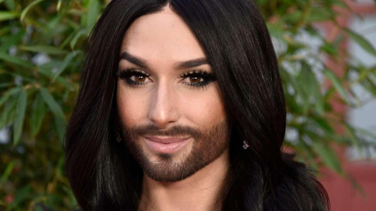 Conchita Wurst: Bin eine Frau mit Bart oder ein schwuler