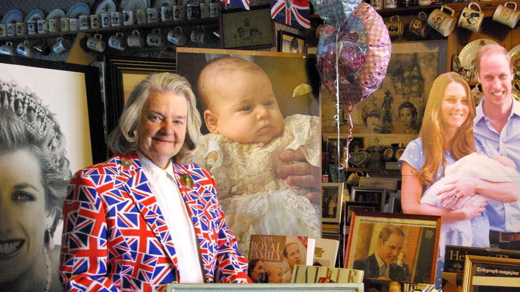 Margaret Tyler Royal Baby Herzogin Kate