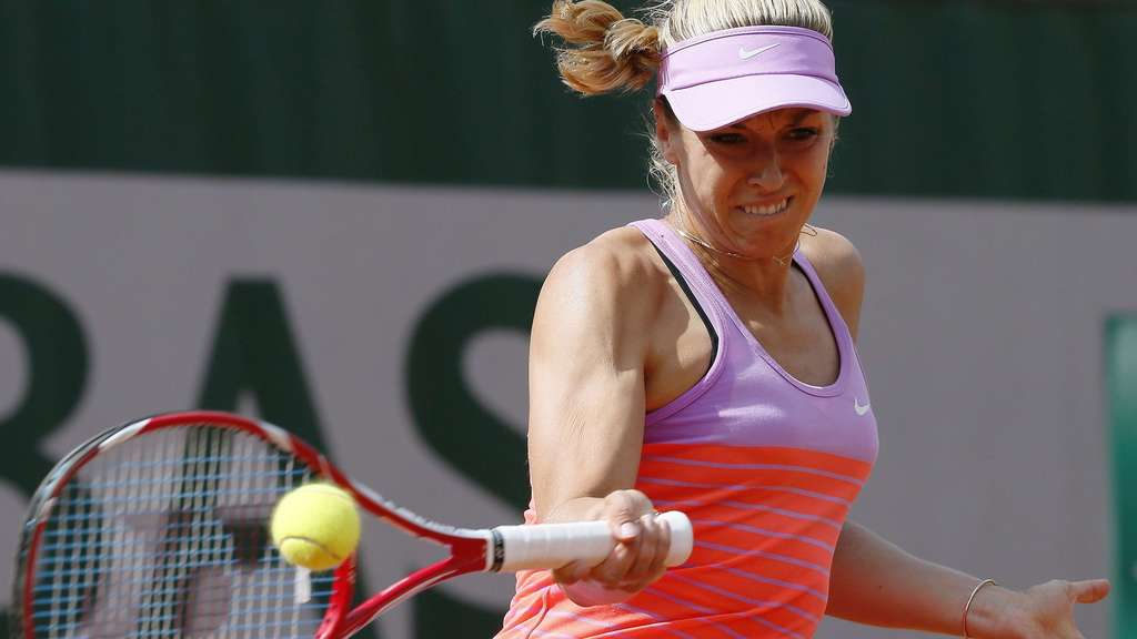 French Open Lisicki Beck