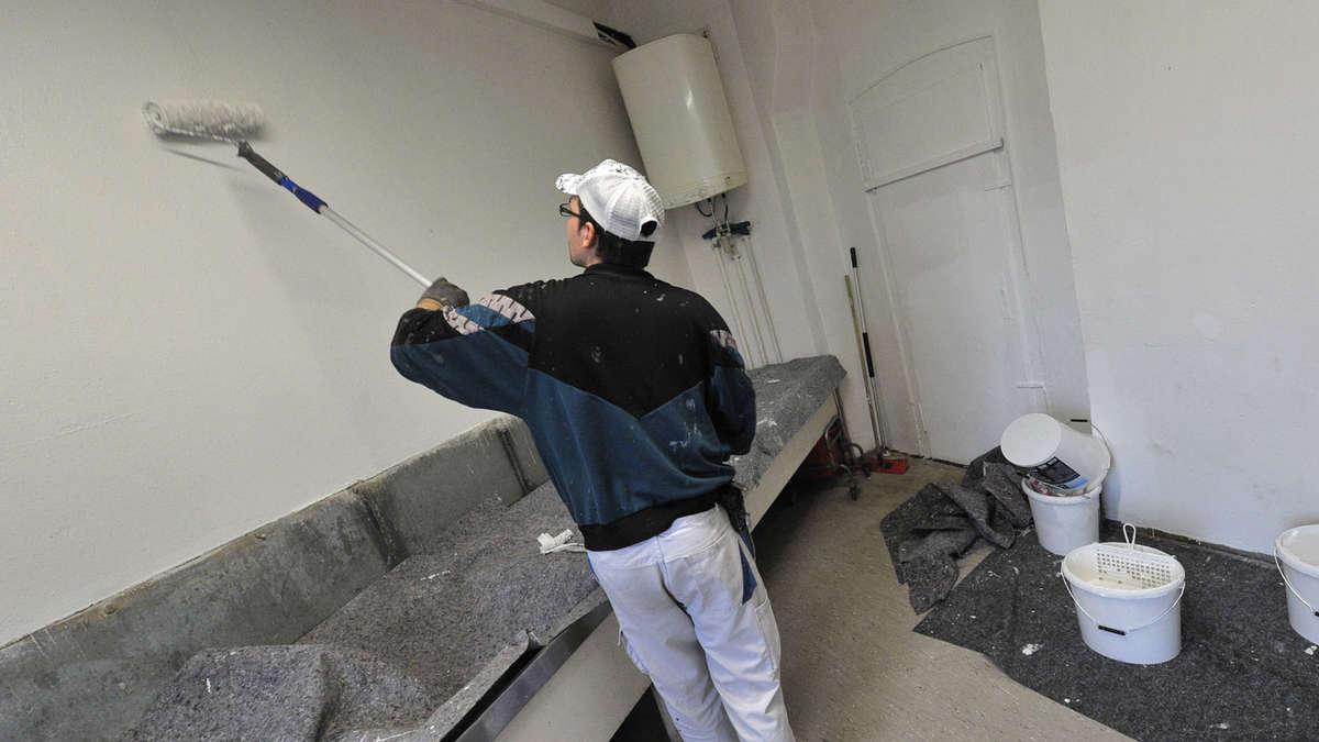 w nde wei streichen bei auszug rechtslage bei ein und umbauten wohnen. Black Bedroom Furniture Sets. Home Design Ideas