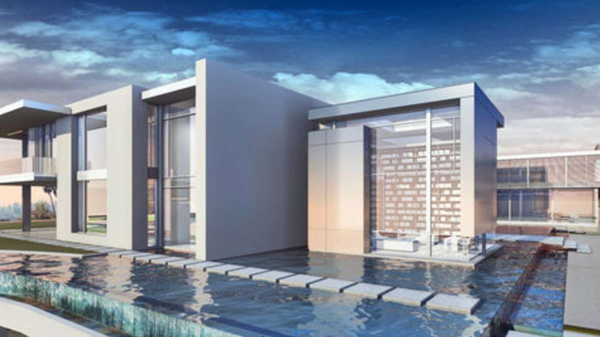 sie kostet 460 millionen euro die teuerste villa der welt welt. Black Bedroom Furniture Sets. Home Design Ideas