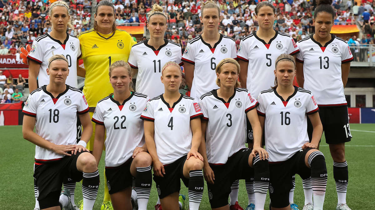 frauen football usa