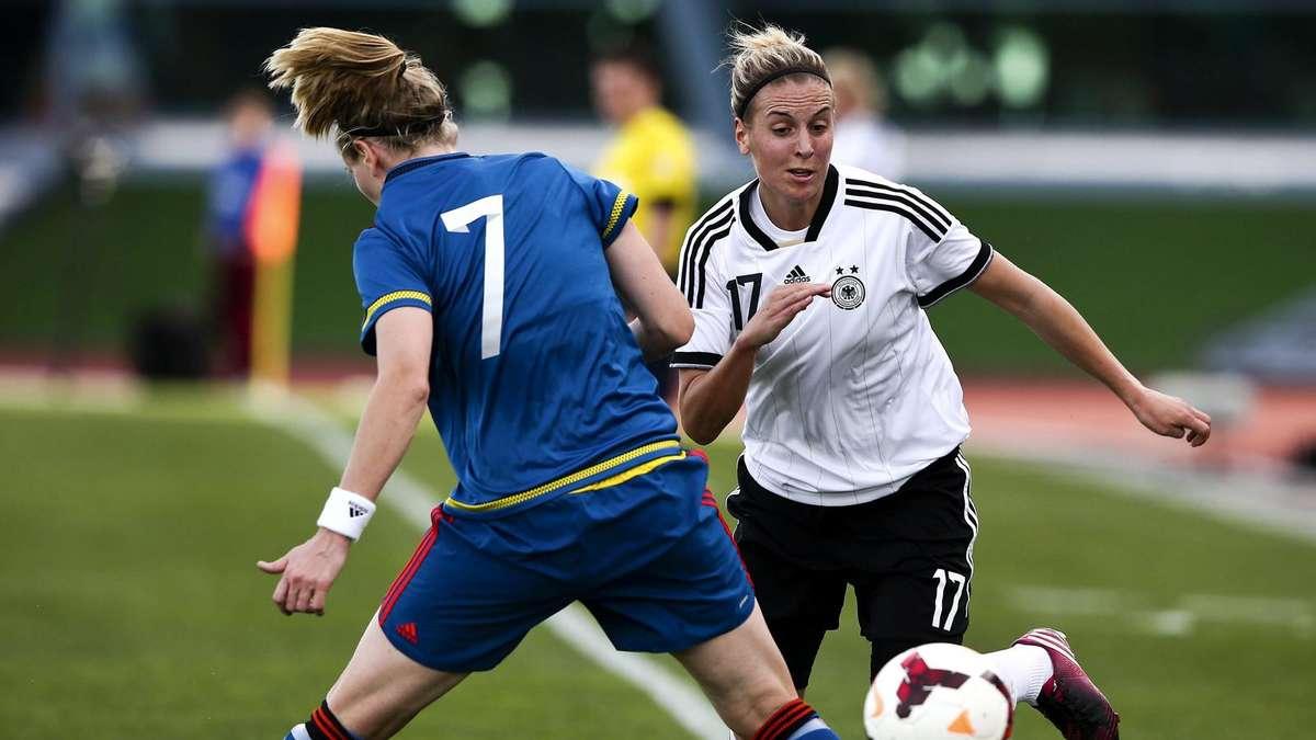 frauenfußball deutschland schweden