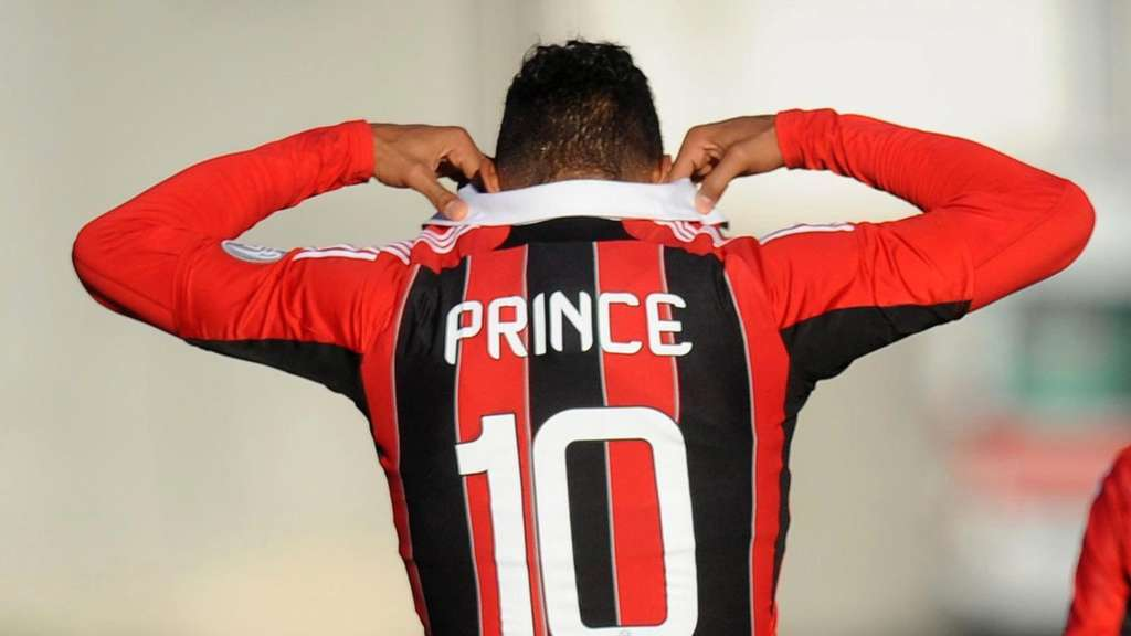 Kevin-Prince Boateng AC Mailand