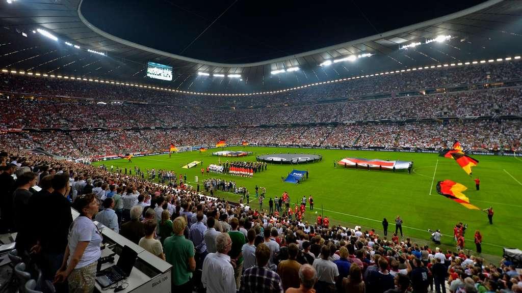 deutschland italien stadion