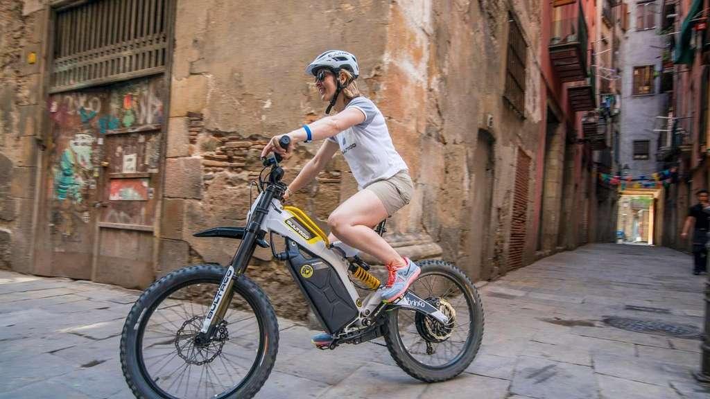 Bicyclette Electrique Harley Davidson