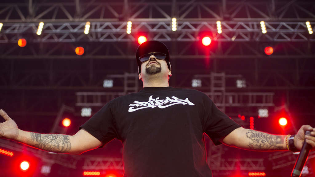 Louis Freese alias B-Real, Cypress Hill