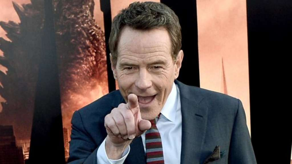 Bryan Cranston bei der Premiere des Films &#39Godzilla&#39 2014 in Hollywood. Foto: Paul Buck