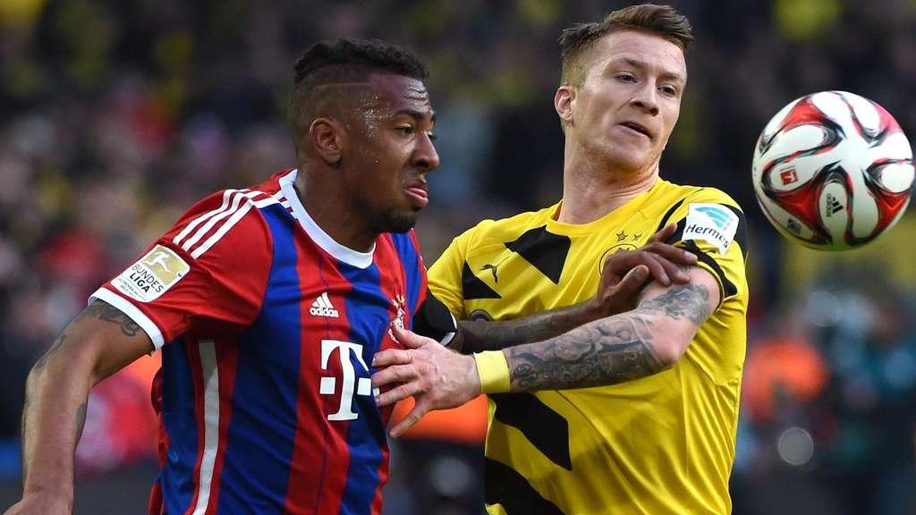 Fc Bayern Spieltage 8 Bis 15 Terminiert Gegen Dortmund