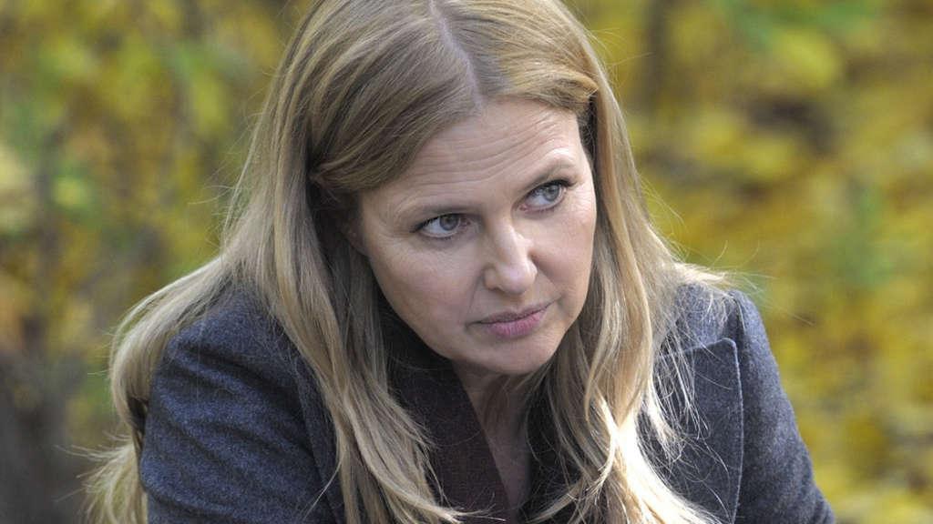 Katharina Böhm ist TV-Kommissarin Vera Lanz