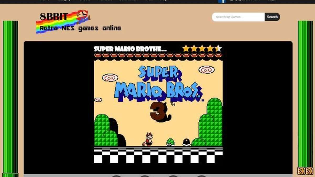 retro games zocken