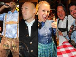 Oktoberfest 2015 - Bolt, Robben, Neureuther, Mull: Wiesn-Promi-Fotos vom Samstag