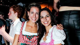 Gecko Club - Wiesn-Spatzl am 03.10.2015