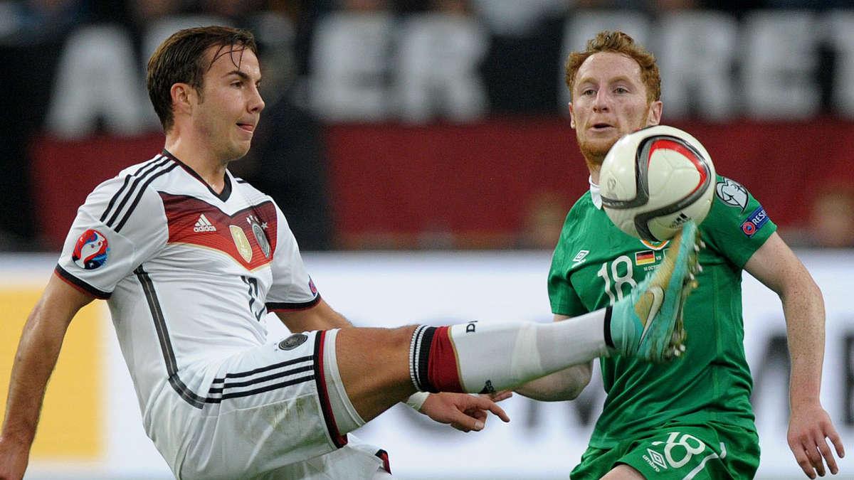 fußball irland deutschland