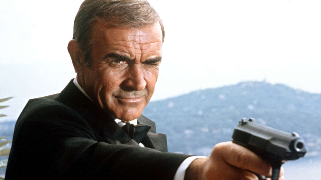 James Bond 007 Sean Connery