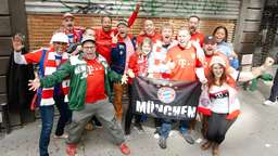 Mia san New York – so feiern Bayerns US-Fans