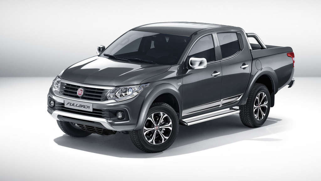 Fiat Fullback: Mid-Size-Pick-up kommt auch nach Europa.