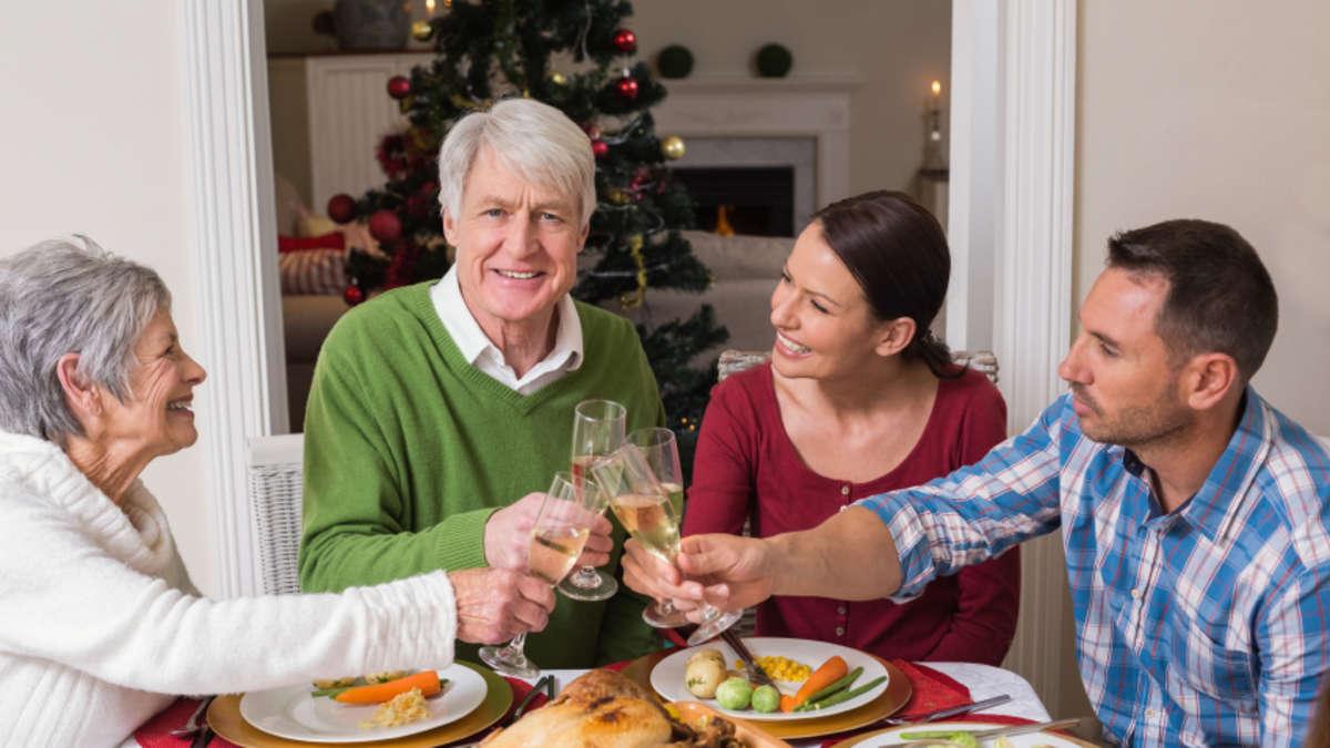 so punkten sie an weihnachten bei ihren schwiegereltern welt. Black Bedroom Furniture Sets. Home Design Ideas