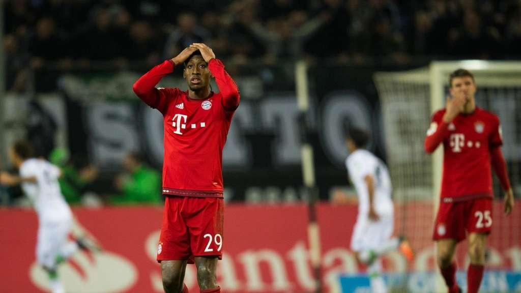 ไฮไลท์  Bayern Munich 1 - 1 Borussia Moenchengladbach