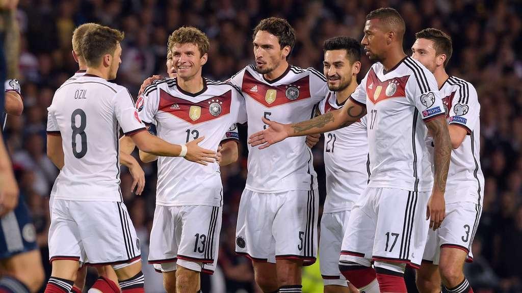aufstellung frankreich deutschland