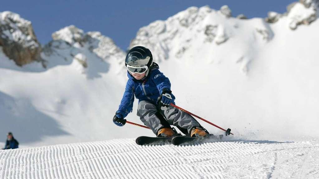skifahren spiele