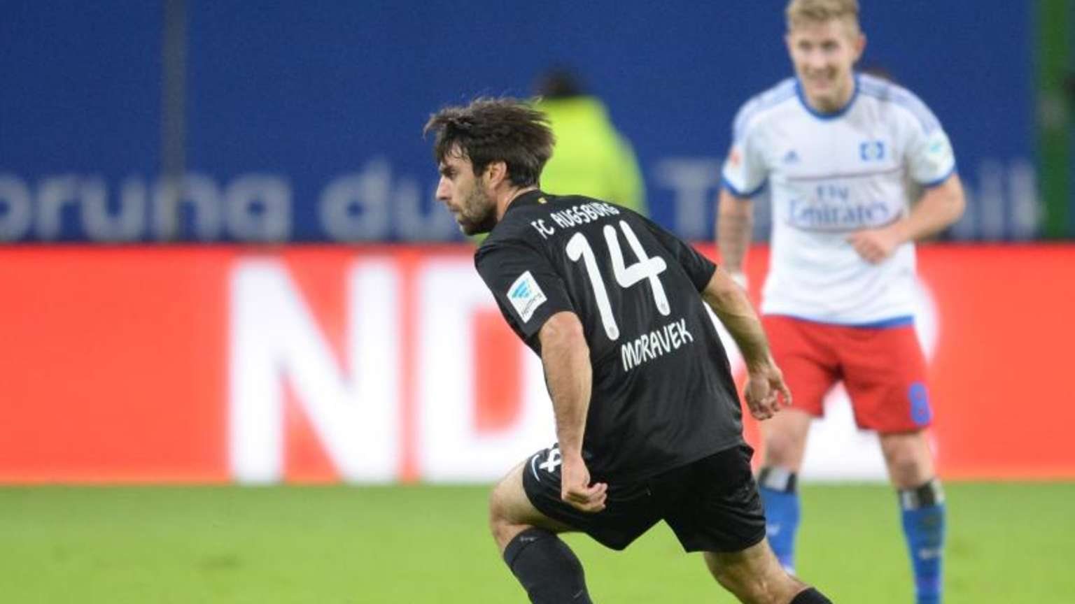 Video: Hamburger SV vs Augsburg
