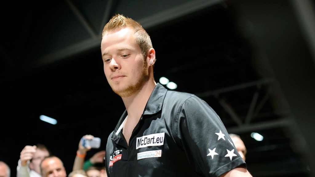 Darts WM Max Hopp
