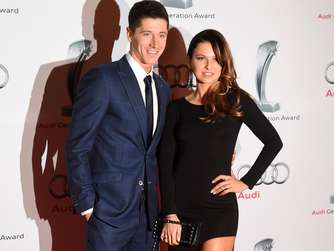 Robert Lewandowski, Anna