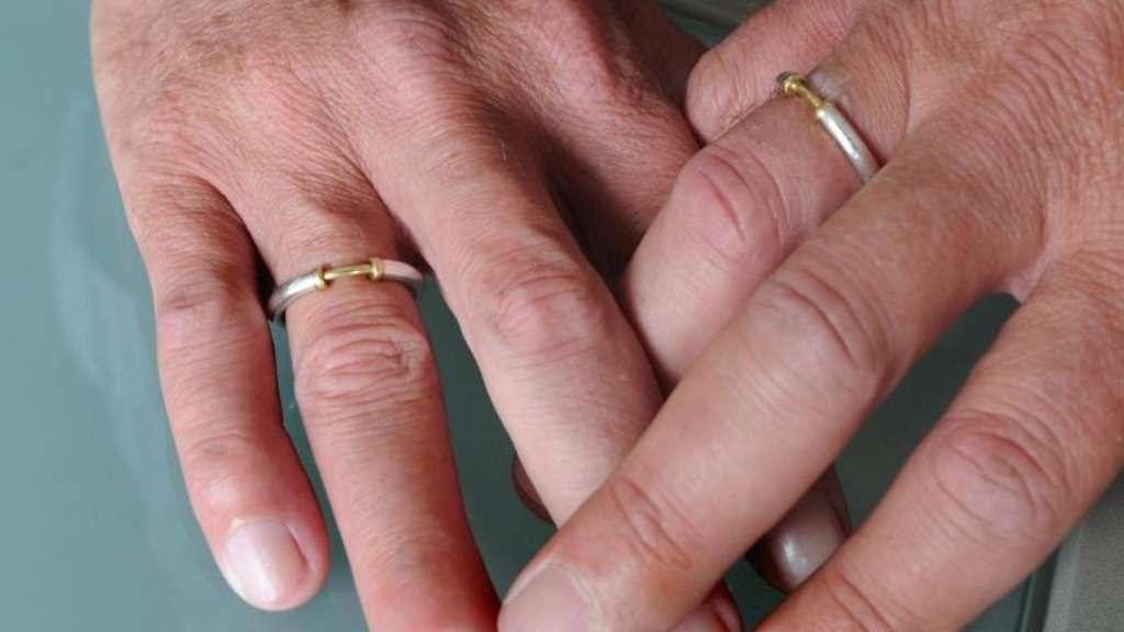 Homosexuell in der Ehe uns
