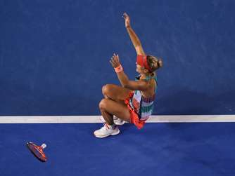 Angelique Kerber, Australian Open, Finale, Live-Ticker