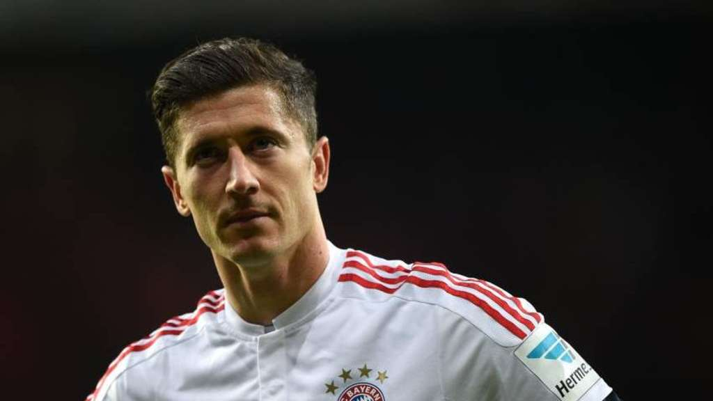 Was läuft da mit Real? Robert Lewandowski.