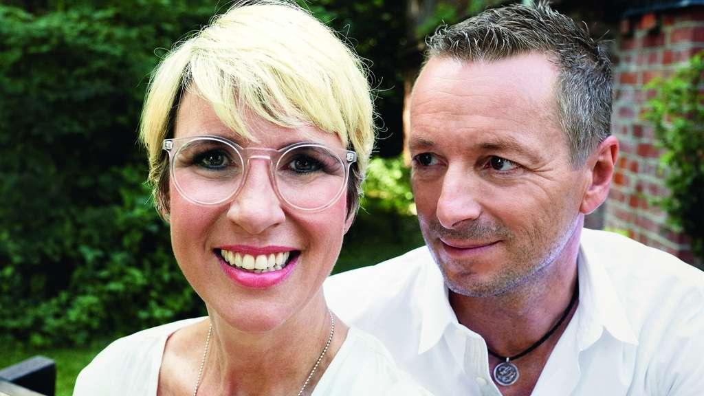 Nina und ihr Mann Karl-Heinz.