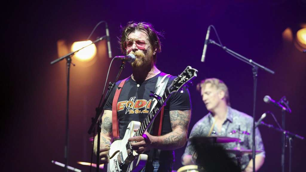 Eagles of Death Metal München Konzert Kritik